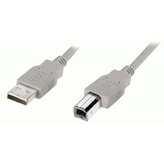 USB 1.1 TypA-TypB, ca 1.5-1.8m