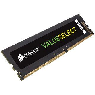 4GB Corsair Value Select DDR4-2400 DIMM CL18 Single