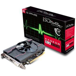 4GB Sapphire Radeon RX 550 Pulse Aktiv PCIe 3.0 x16 (Lite Retail)