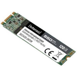 120GB Intenso High Performance M.2 2280 SATA 6Gb/s TLC (3833430)