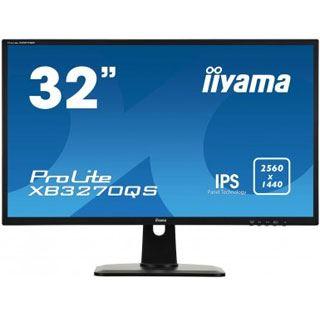 "31,5"" (80,01cm) iiyama ProLite XB3270QS-B1 schwarz 2560x1440"