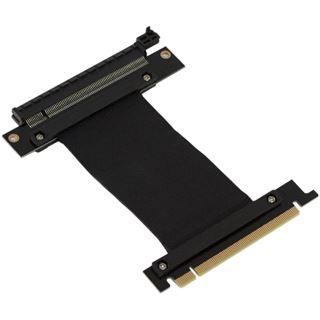 Nanoxia PCI-E 3.0 Riser Card Cable Typ D - 15 cm