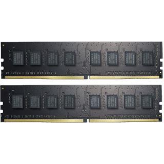 16GB G.Skill Value DDR4-2666 DIMM CL19 Dual Kit