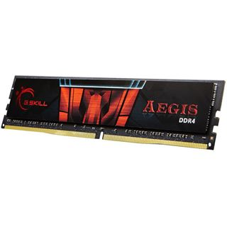 8GB G.Skill Aegis DDR4-2666 DIMM CL19 Single