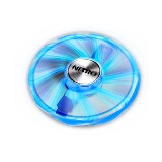Sapphire Nitro Gear LED Lüfter Lite cyanblau