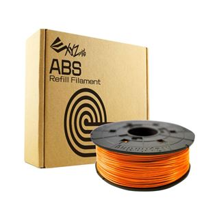 XYZPrinting Filamentcassette Sun Orange Refill ABS für da Vinci