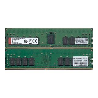 16GB Kingston KSM26RD8/16MEI DDR4-2666 regECC DIMM CL19 Single