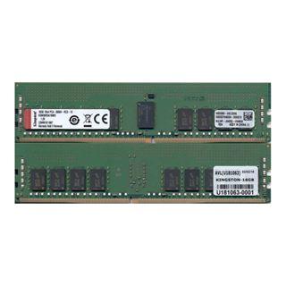 16GB Kingston KSM26RS4/16MEI DDR4-2666 regECC DIMM CL19 Single