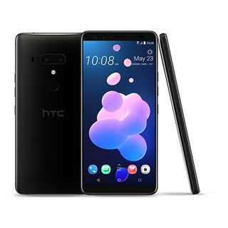 HTC U12 Plus Dual SIM 64GB, Ceramic schwarz