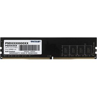 8GB Patriot SignatureLine DDR4-2666 DIMM CL19 Single