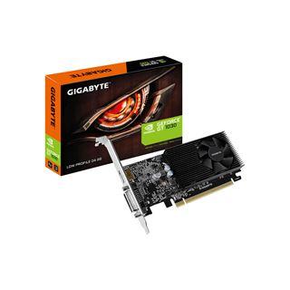 2GB Gigabyte GT1030 N1030D4-2GL PCI-E DVI HDMI LP