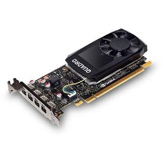 4GB Dell Quadro P1000 Precision 3420 Aktiv PCIe 3.0 x16 (Retail)