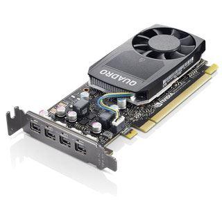 2GB Lenovo Quadro P620 LP Aktiv PCIe 3.0 x16 (Retail)