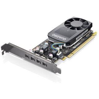 2GB Lenovo Quadro P620 Aktiv PCIe 3.0 x16 (Retail)