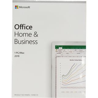 Microsoft Office Home and Business 2019 1 PC deutsch PKC