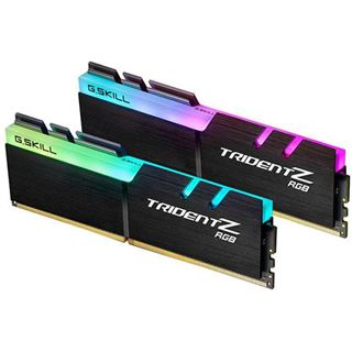 8GB (1x 8192MB) G.Skill Trident Z RGB DDR4-2400 DIMM CL15-15-15-35