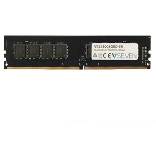 8GB V7 DDR4-2666 DIMM CL19 Single