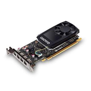4GB Dell Quadro P1000 Precision 3620 Aktiv PCIe 3.0 x16 (Retail)