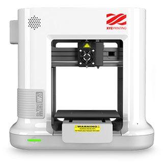 XYZPrinting DaVinci 3D-Drucker Mini W+ MR schwarz