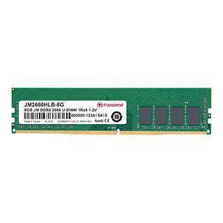 4GB Transcend JetRam JM2666HLH-4G DDR4-2666 DIMM CL19 Single