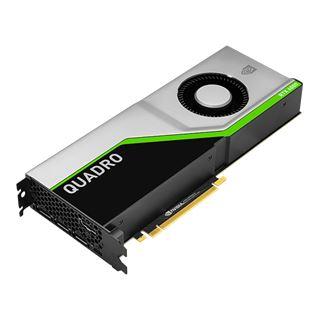 24GB PNY Quadro RTX 6000 Aktiv PCIe 3.0 x16 (Full Retail)