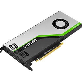 8GB PNY Quadro RTX 4000 Aktiv PCIe 3.0 x16 (Full Retail)