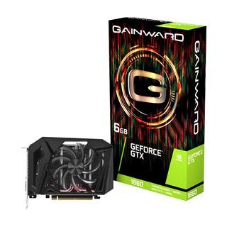 6GB Gainward GeForce GTX 1660 Pegasus Aktiv PCIe 3.0 x16 (Retail)
