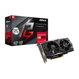 8GB ASRock Radeon RX 580 Gaming D Aktiv PCIe 3.0 x16 (Retail)