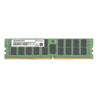 8GB Transcend TS1GHR72V1H DDR4-2133 regECC DIMM CL15 Single
