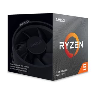 AMD Ryzen 5 3600X 6x 3.80GHz So.AM4 BOX