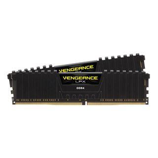 16GB Corsair Vengeance LPX schwarz DDR4-4400 DIMM CL19 Dual Kit
