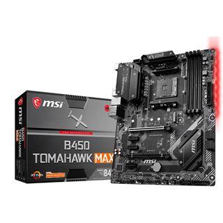 MSI B450 TOMAHAWK MAX AM4