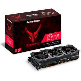 8GB PowerColor Radeon RX 5700 XT Red Devil, GDDR6, HDMI, 3x DP (AXRX