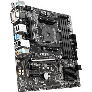 MSI B450M Pro-VDH Max AMD B450 So.AM4 Dual Channel DDR4 mATX Retail