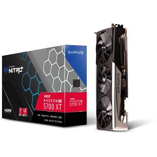 8GB Sapphire Nitro+ Radeon RX 5700 XT 8G, GDDR6, 2x HDMI, 2x DP, full