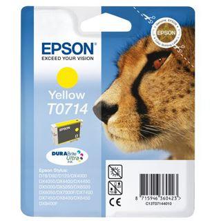 Epson Tinte C13T071440 gelb