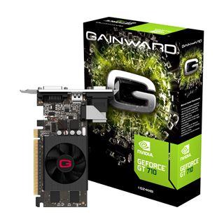 1GB Gainward PCI-E GT710 DDR5 64bit CRT/DVI/HDMI retail