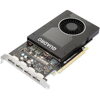 5GB Lenovo ThinkStation NVIDIA Quadro P2200 CARD