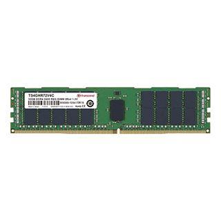 32GB Transcend DDR4 2400Mhz REG-DIMM 2Rx4 1.2V CL17