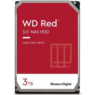 """3000GB WD Red WD30EFAX 5.400U/min 256MB 3.5"""" (8.9cm) SATA 6Gb/s"""
