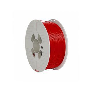 Verbatim 1kg 1,75mm 3D ABS-Filament rot