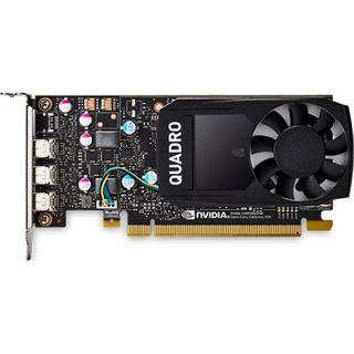 2GB PNY Quadro P400 V2, GDDR5, 3x mDP (VCQP400V2-PB)