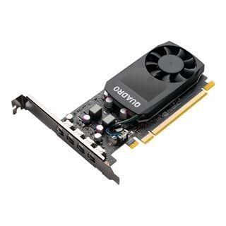 4GB PNY Quadro P1000 PCI-Express 3.0 x16 LP 4x Mini DP 1.4