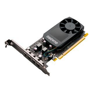 4GB PNY Quadro P1000 V2 DVI 4096MB,PCI-E,4xDVI,LP