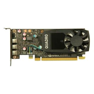 2GB Dell NVidia Quadro P400, GDDR5, 3 x Mini DisplayPort
