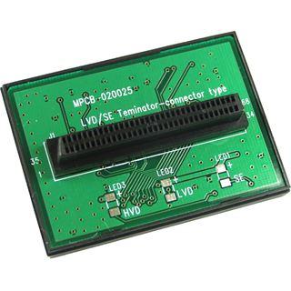 SCSI III U320 Terminator intern LVD/SE 68pol