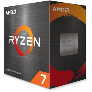 AMD Ryzen 7 5800X 8x 3.80GHz So.AM4 WOF
