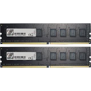 8GB G.Skill Value Series - DDR4 - 8 GB: 2 x 4 GB - DIMM 288-PIN -