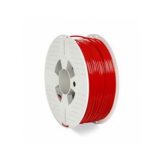 Verbatim PET-G Filament 1 kg, rot