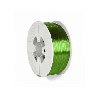 Verbatim PET-G Filament 1 kg, grün/transparent